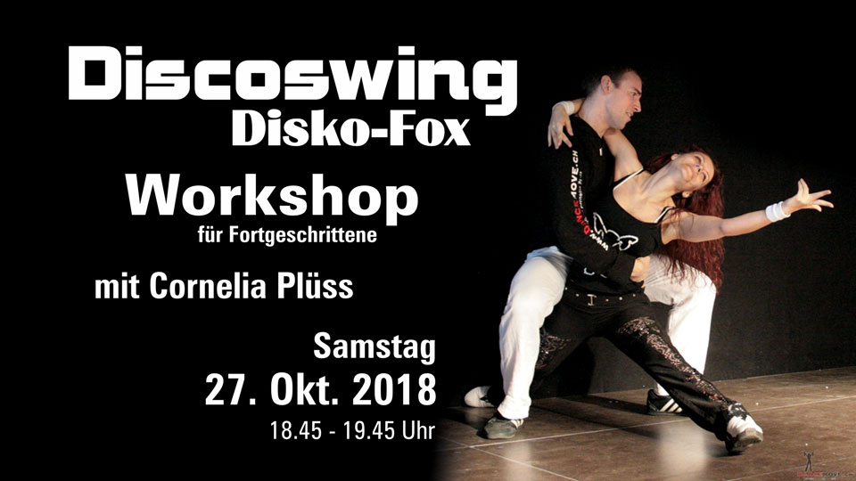 Discoswing Workshop