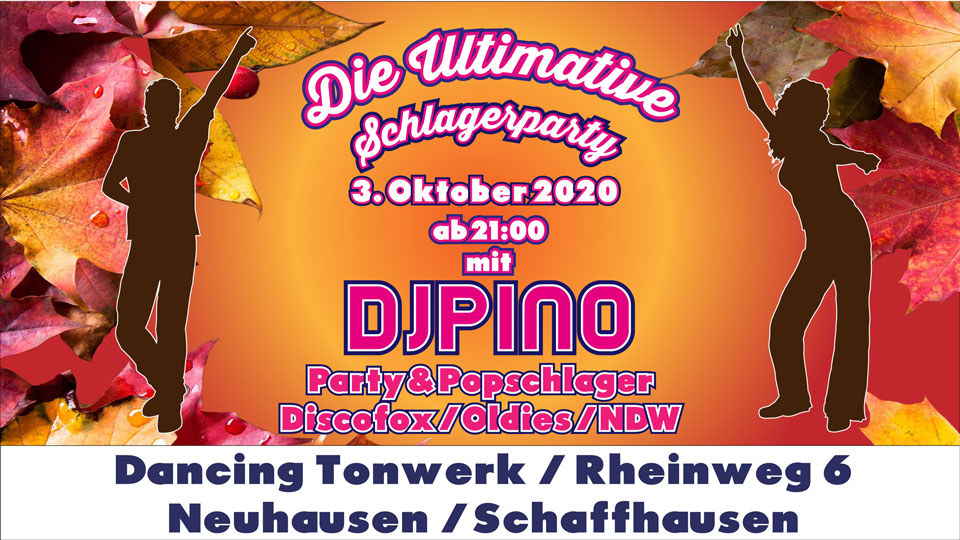 Die ultimative Schlagerparty