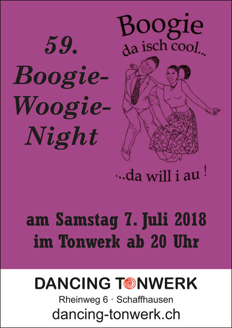 Boogie Woogie Night