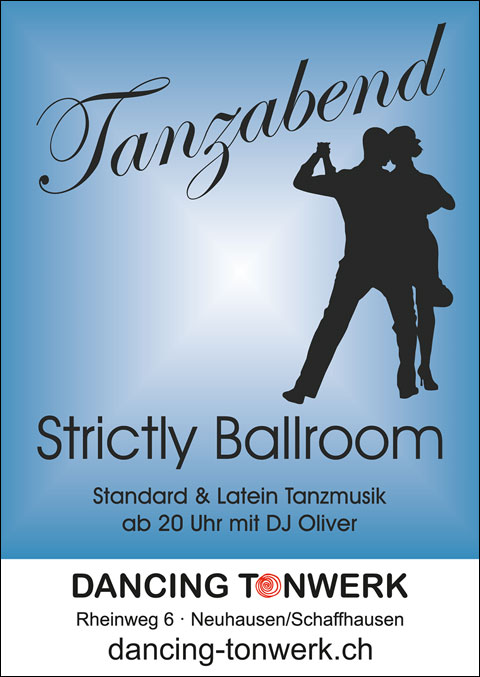 Tanzabend Strictly Ballroom