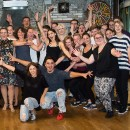 Workshop mit Erich Klann & Oana Nechiti am 18.09.2016